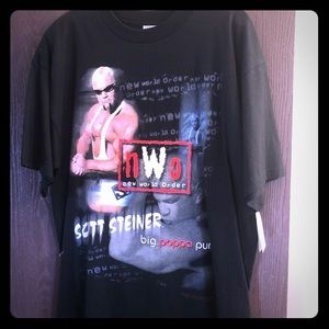 Wrestling Shirt Scott Steiner